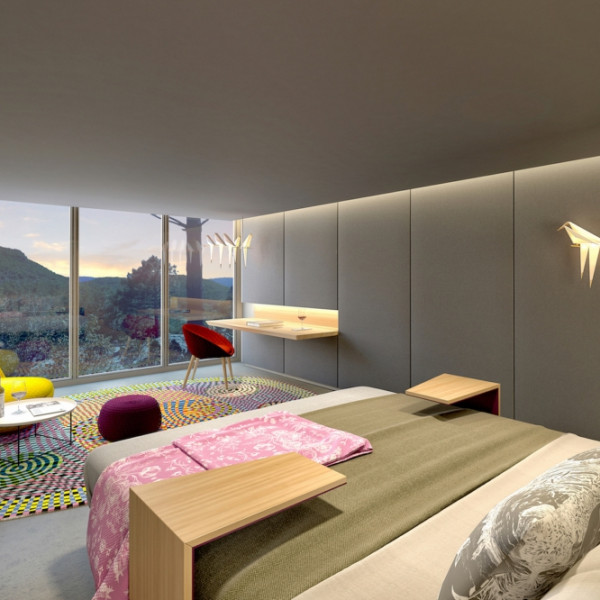 Light Human Hotels open in Corsica