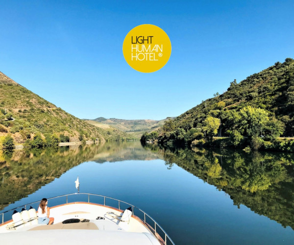 Light Human Hotel will welcome you soon in Douro Valley !